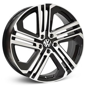Roda_Golf_R-400_Preto_Diamantado