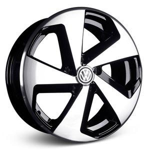 Roda_KR_R71_Volkswagen_Golf_GTI_Preta_Diamantada