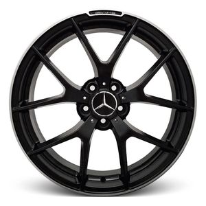 Roda_Mercedes_Benz_C63_AMG_507_Edition_Preta_Fosca_Diamantada_RAW