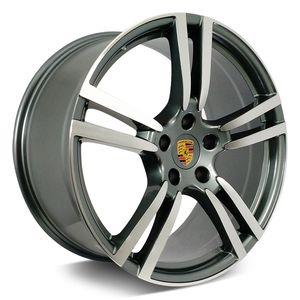 Roda_Porsche_Cayenne_Turbo_II_Grafite_RAW
