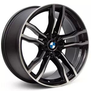 Roda_BMW_X6_M_Preta_Diamantada
