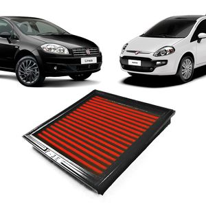 Filtro-Ar-Esportivo-Inbox-Racechrome-RCI-Fiat-Punto-Linea-T-Jet-turbo-08----Linea-1.9-16V-07----Punt