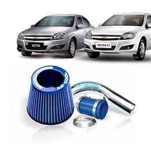 Filtro-Ar-Esportivo-Racechrome-Intake-Duplo-Fluxo-Azul-GM-Vectra-GT--SEDAN-2.0-8V-20062008