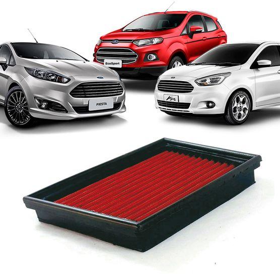 Filtro-Ar-Esportivo-Inbox-Racechrome-RCI-Ford-New-Fiesta-1.51.6-16V-2011-New-Fiesta-1.0-Ecoboost-Ec