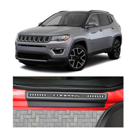 Soleira-Jeep-Compass-4-Portas-Carbono