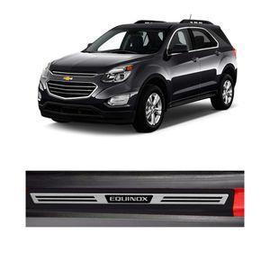 Soleira-Chevrolet-Equinox-4P-Premium-Aco-Escovado-Resinado