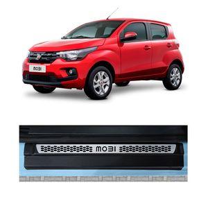 Soleira-Fiat-Mobi-4P-Premium-Aco-Escovado-Resinado