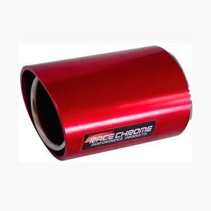 Ponteira-Aluminio-Vermelha-3-DIAMETRO--Encaixe-Reto-em-Aco-Carbono