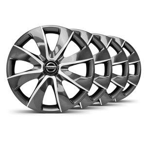Jogo-4-Calota-Prime-Grafite-Prata-4x100--4x108--Nissan
