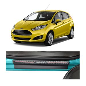 Kit-Soleira-Ford-New-Fiesta-Fina-4P-Carbono