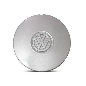 Calota-Centro-Roda-VW-Parati-Club-P-Roda-de-ferro-Coquinho-Prata