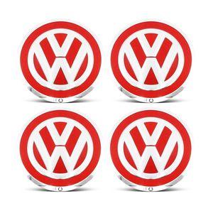 Jogo-4-Calota-Centro-Roda-VW-UP-Aro-14-15-16-17--Vermelho