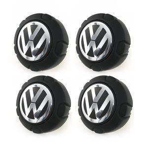 Jogo-4-Calota-Centro-Roda-VW-Saveiro-G5-Tropper--Preta-Fosca