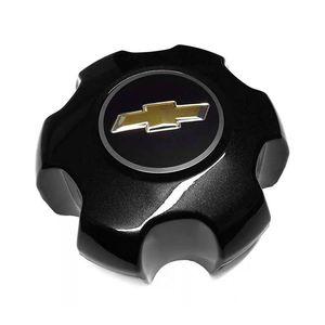 Calota-Centro-Roda-GM-S10--LTZ-Preto-Brilhante