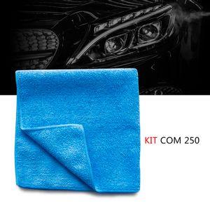 Kit-250-Pano-microfibra-automotiva-flanela-anti-risco-toalha