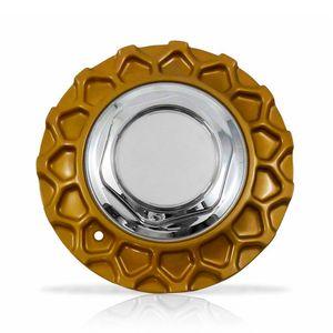 Calota-Centro-Roda-BBS-Nova-Zunky-Zk370-Dourada--Porca-Cromada