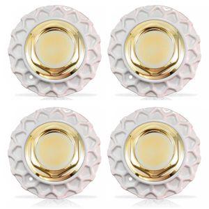 Jogo-4-Calota-Centro-Roda--BBS-Nova-Zunky-Zk370-Branca--Porca-Dourada