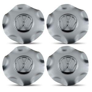 Jogo-4-Calota-Centro-Roda--Vw-Gol-GTI-Aro-17-Zunky--ZK460-Botton-Cromo