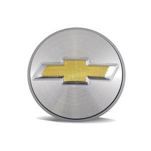 Calota-Centro-Roda-Big-Zunky-Vectra-Elite-Captiva-3D-2010-51mm-Prata-Com-Em