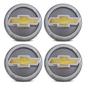 Jogo-4-Calota-Centro-Roda-Big-Zunky-Vectra-GTX--2006-51mm-Grafite-Com-Botton