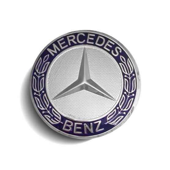 Calota-Centro-Roda-Mercedes-AMG-Emblema-Azul