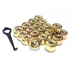 Kit-Capa-de-Parafuso-Chave-17-Dourada-20-pecas