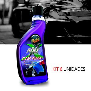 Kit-6-Shampoo-Automotiva-Meguiars-NXT-Generation-G12619