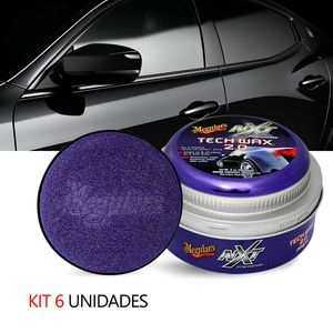 Kit-6-Cera-Automotiva-Meguiars-Pasta-NXT-Generation-G12711