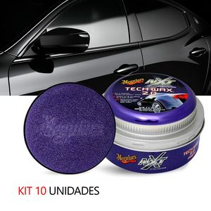 Kit-10-Cera-Automotiva-Meguiars-Pasta-NXT-Generation-G12711