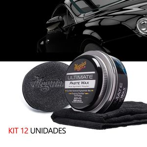 Kit-12-Cera-Ultimate-Automotiva-Meguiars-Pasta-G18211