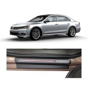 Kit-Soleira-Volkswagen-Passat-2018-4P-Carbono