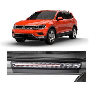 Kit-Soleira-Volkswagen-Tiguan-2018-4P-Carbono