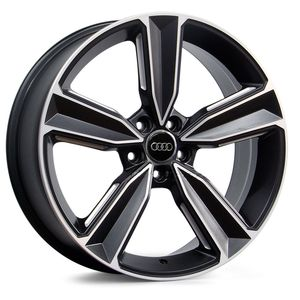 Jogo-de-Roda-Audi-RS5-2018-Preta-Diamantada
