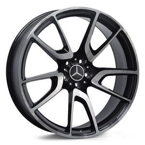 jogo-de-Roda-Mercedes-GLC43--Preta-Diamantada