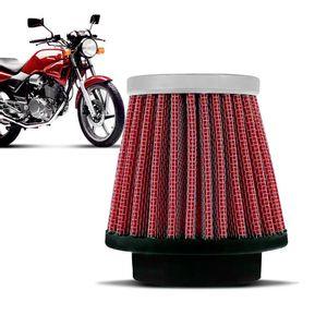 Filtro-Ar-Esportivo-Inbox-Racechrome-RCI-Honda-43MM-CBX200-Strada-NX200-Vermelho