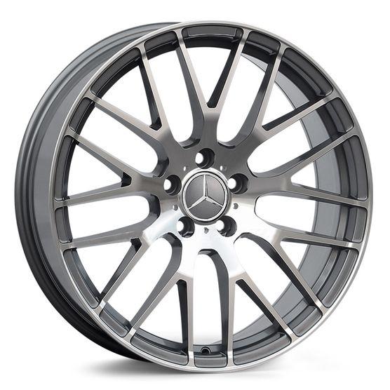 Jogo-de-Roda-Mercedes-CLA-45-2017-Grafite-Diamantada