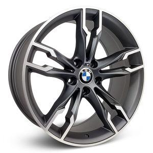 Roda-BMW-Serie-5--Grafite-fosco-com-face-polida