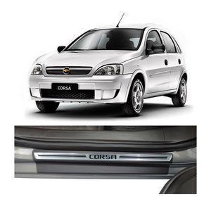 Kit-Soleira-Chevrolet-Corsa-2002-A-2013-4P-Aco-Escovado-Resinado