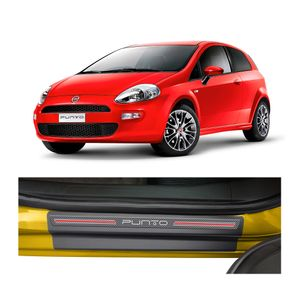 Kit-Soleira-Fiat-Punto-2013-4-Portas-Carbono