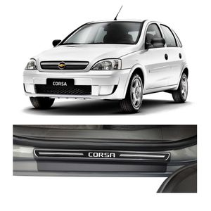 Kit-Soleira-Chevrolet-Corsa-2002-A-2013-4P-Elegance-Premium