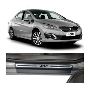 Kit-Soleira-Peugeot-408-Premium-Aco-Escovado-Resinado-2011-a-2015-4-Portas