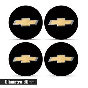 JOGO-ADESIVO-LOGO-EMBLEMA-CHEVROLET-GM-90MM