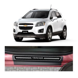 Kit-Soleira-Chevrolet-Tracker-2014-4P-Elegance-Premium