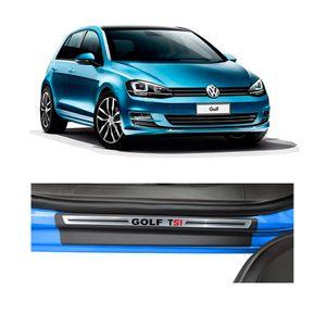 Kit-Soleira-Volkswagen-Golf-TSI-Premium-Aco-Escovado-Resinado-2014-a-2015