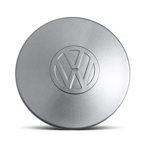 Calota-Centro-Roda-Ferro-VW-Gol-CL-Aro-13--Aluminio-Prata