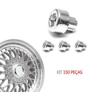 Kit-150-Rebite-Allen-Abaulado-Cromado--MODELO-Nº-03-