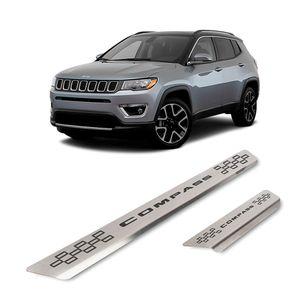 Kit-Soleira-Jeep-Compass-Inox