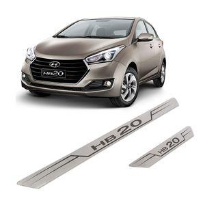 Kit-Soleira-Hyundai-HB20-Inox-Reta