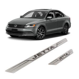 Kit-Soleira-Volkswagen-Jetta-Inox-Reta