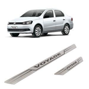 Kit-Soleira-Volkswagen-Voyage-Inox-Reta